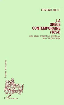 About, La Grèce contemporaine : 1854