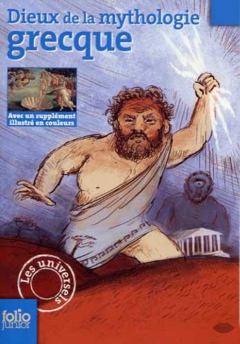 Dieux de la mythologie grecque
