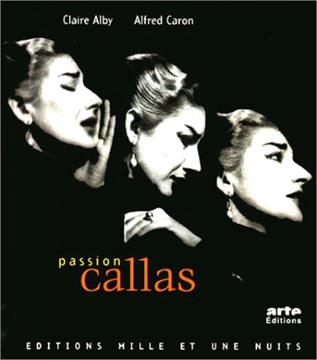 Passion Callas (avec CD audio)