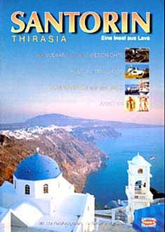 Alexakis, Santorin Eine Insel aus Lava