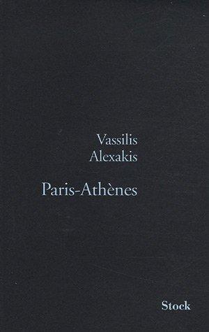 Alexakis, Paris-Ath�nes
