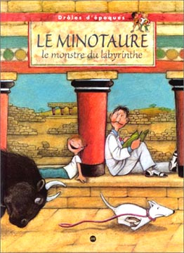 Angeletti, Le Minotaure, le monstre du labyrinthe