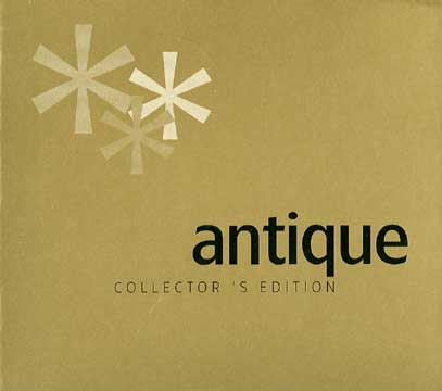 Antique, Collector's Edition