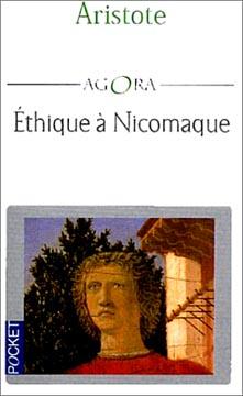 Aristote, Ethique à Nicomaque