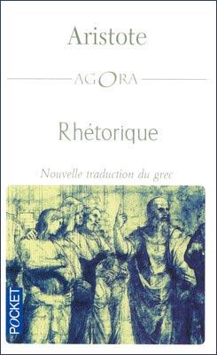 Aristote, La Rhétorique