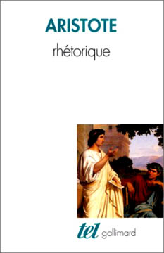 Αριστοτέλης, Rhétorique