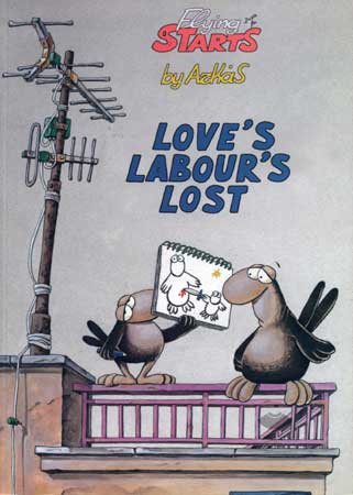 Arkas, Love's Labour's lost