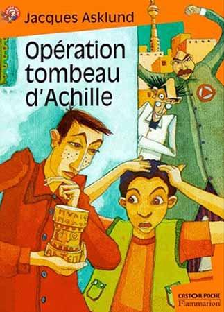 Asklund, Opération tombeau d'Achille