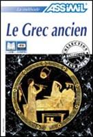 Guglielmi, Le Grec ancien (livre+K7)