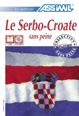 Le Serbo-Croate sans Peine - Pack CD