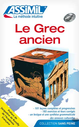 Guglielmi, Le Grec ancien