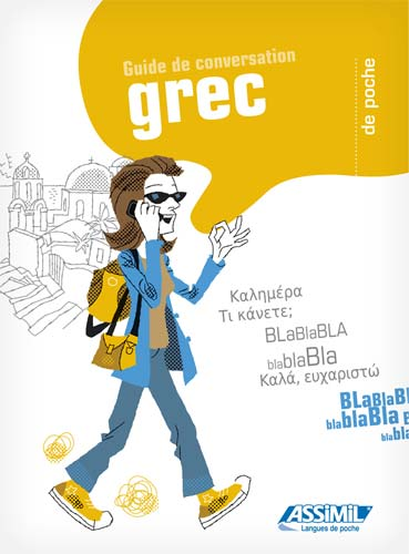 Assimil, Le Grec de poche