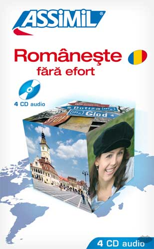 Romaneste fara Efort CD