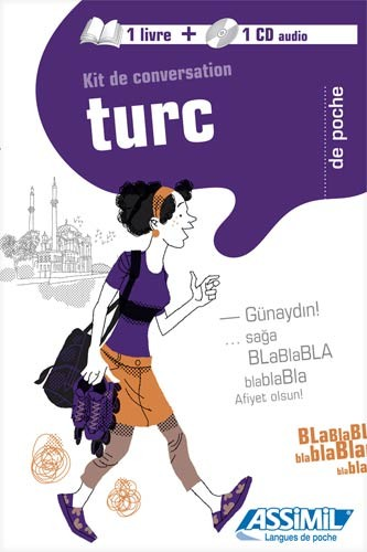 Turc. Kit de conversation (Guide + 1CD Audio)