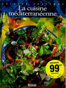 Atlas, La cuisine méditerranéenne 2001