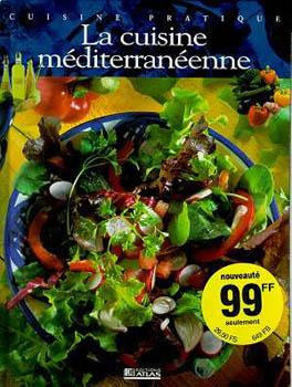 Atlas, La cuisine m�diterran�enne 2001