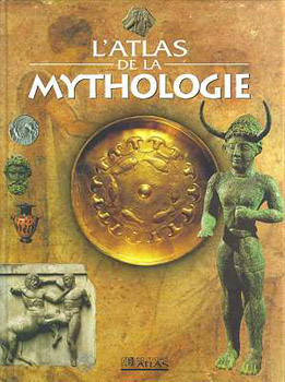 Atlas, L'Atlas de la Mythologie