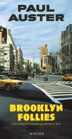 Auster, Brooklyn Follies