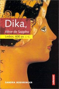 Boehringer, Dika, �l�ve de Sappho