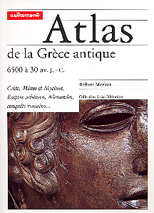 Atlas de la Gr�ce antique