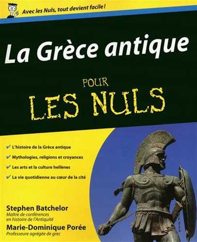 Batchelor, La Grèce antique pour les nuls