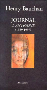 Journal d'Antigone, 1989-1997