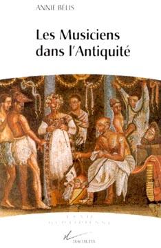 Les musiciens dans l'Antiquité
