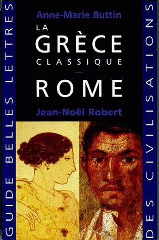Rome - La Grèce classique (coffret 2 vol.)