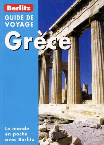 Berlitz, Grèce Guide de voyage