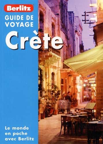 Berlitz, Crète, Guide de voyage