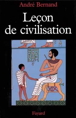 Le�on de civilisation