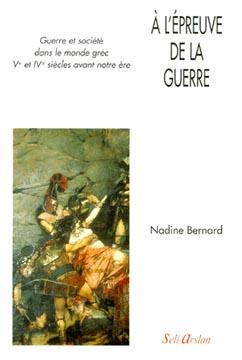 Bernard, A l'épreuve de la guerre