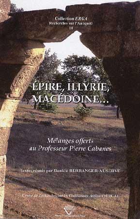 Berranger-Auserve, Epire, Illyrie, Macédoine...