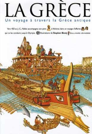 La Grèce. Un voyage à travers la Grèce antique