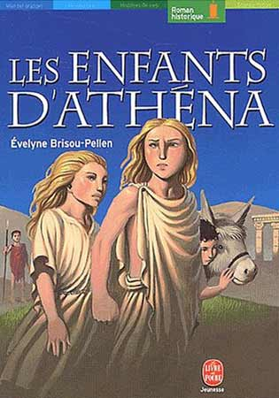 Brisou-Pellen, Les enfants d'Athéna (ed. 2002)