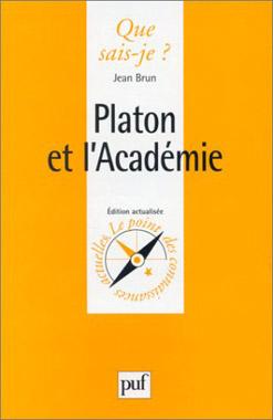 Brun, Platon et l'Académie