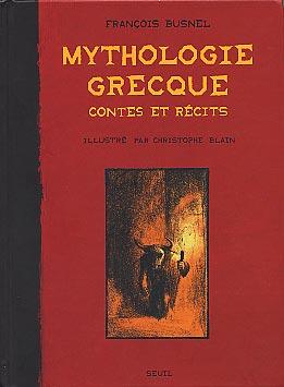 Mythologie grecque. Contes et Récits