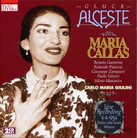 Callas, Alceste