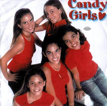 Candy, Candy Girls