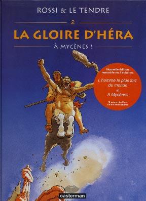 La Gloire d'Héra, tome 2. A Mycènes