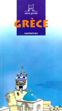 Grèce, mon guide