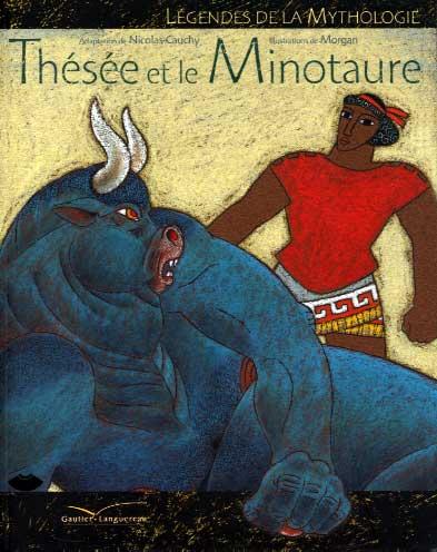 Thιsιe et le Minotaure