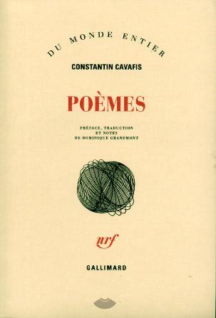 Cavafy, Poèmes