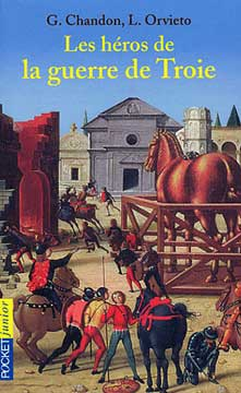 Chandon, Les héros de la guerre de Troie