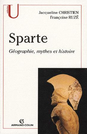 Christien, Sparte. Géographie, mythes et histoire