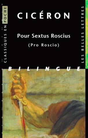 Pour Sextus Roscius (Pro Roscio)