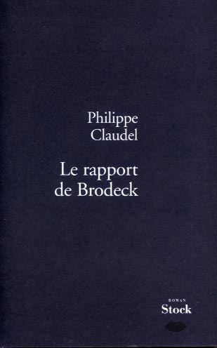 Le rapport de Brodeck