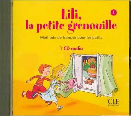 Lili, la petite grenouille 1 - CD audio individuel
