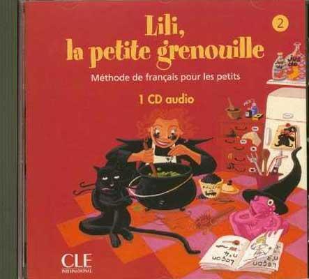 Lili, la petite grenouille 2 - CD audio individuel