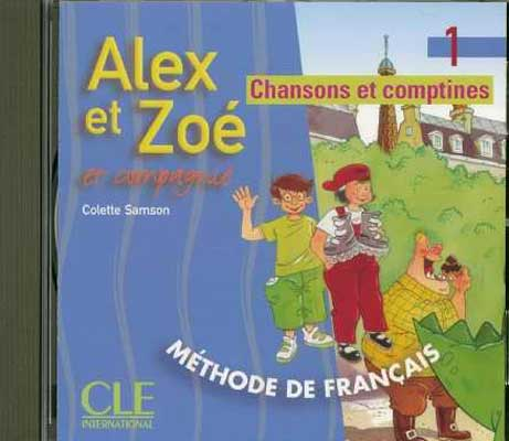 Alex et Zoé 1 - CD audio